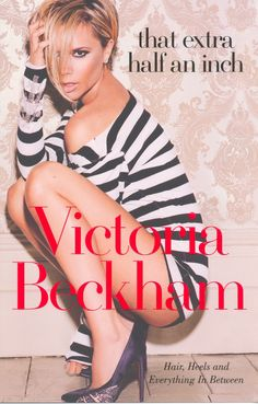 Victoria Beckham Fashion Icon