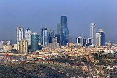 Resultado de imagem para istambul centro financeiro