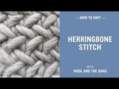 Herringbone Stitch by Wool and the Gang