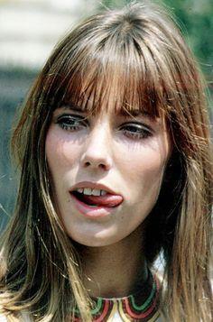 Jane Birkin, 1970′s