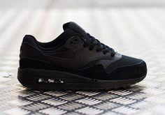 All black Air max 1 - Sneaker District Cheap Nike Air Max fd3070efb