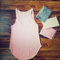 Tri Blend Deep V Tank Gorgeous Deep V Tank that has a wonderful hand and is extremely comfortable. Tops Camisoles