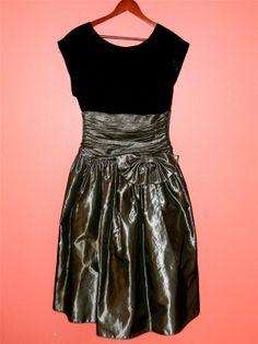 Vintage Prom Dress Patty O'neil Union Label by PinkCheetahVintage, $24.00