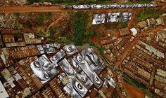 Kibera, Kenya, 2009 by JR