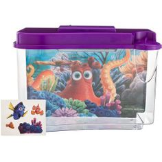 Finding Dory LED Betta Aquarium Kit