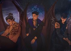 A Court Of Wings And Ruin, A Court Of Mist And Fury, Fanart, Charlie Bowater, Character Inspiration, Character Art, Saga, Acotar Funny, Feyre And Rhysand