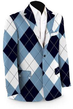 Mens Sport Coats by Loudmouth Golf - Garnet & Black. Buy it ...