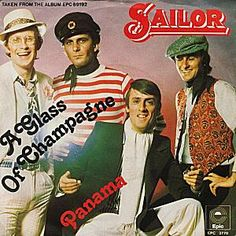 All about A Glass of Champagne by Sailor, a UK Number 2 hit song from 2000 Songs, Glass Of Champagne, 80s Music, Hit Songs, Music Albums, My Childhood, Soundtrack, Album Covers, Sailor
