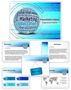 International Marketing Concept Powerpoint Template is one of the best…