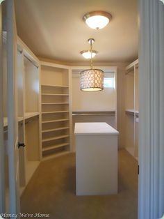 great small walk in closet
