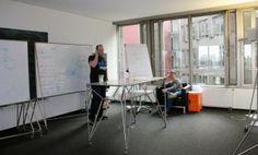 Working I Office I HPI I Design-Thinking I Creative I Team I DT-Line Table & DT-Line Whiteboard by System 180 DT- Line Table: B 160 x H 106 T 80 cm DT- Line Whiteboard: B 173 x H 190 T 64 cm http://www.design-deli.com/dtline.html