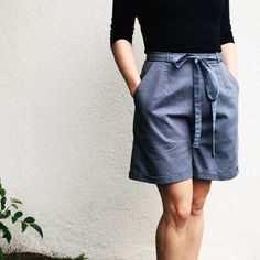 Fern shorts by Ferns, Patterned Shorts, Short Dresses, Sewing, Women, Fashion, Short Gowns, Moda, Printed Shorts