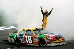 Kyle Busch, a polarizing figure but a racecar driver with enormous talent.