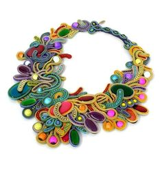 I would like to do a tangle of this necklace.
