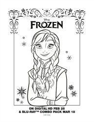 72 Disegni Da Colorare Di Frozen Il Regno Di Ghiaccio Disegni Da
