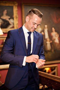 Wedding Jack Bunneys Groom Blue Suit http://kerryannduffy.com/