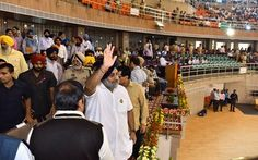 I am delighted to dedicate this state-of-the-art indoor stadium on Pakhowal road which has been constructed at a cost of Rs. 85 crore to the Punjab youth. It is my dream to see the maximum participation of Punjabi players in the world level tournaments. We have constituted Punjab Institute of Sports (PIS ) for this very purpose where around 5000 budding players are being provided top notch training with the assistance of expert foreign coaches.  #SukhbirSinghBadal #ProgressivePunjab…