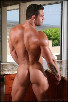 Hot naked muscle hunks