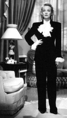 Marlene Dietrich,great photo of her