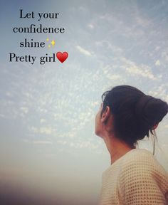 😍💯✨♥️😍 let ur confidence smile 😊 pretty girl ✨♥️📸 Instagram Picture Quotes, Profile Pictures Instagram, Girly Attitude Quotes, Girly Quotes, Teenage Girl Photography, Girl Photography Poses, Creative Instagram Stories, Instagram Story Ideas, Caption For Girls