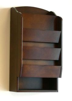 Door Entry Wall Organizer with Mail Sorter