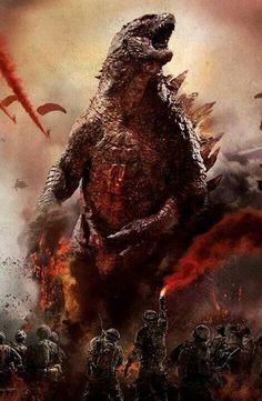 Godzilla - artist?