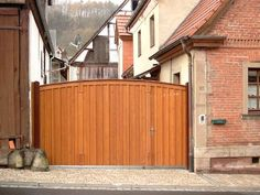 Holztor_8 Arch Trellis, Garage Doors, Indoor, Outdoor Decor, Design, Home Decor, Terrace, Front Gates, Driveway Gate