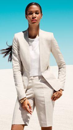 60c8535f1f2 I want this H suit! H suit womenswear shopping Visit my blog  www.Lionsandwolves.com Short
