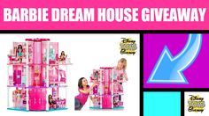 Free Stuff BARBIE DREAM HOUSE Giveaway Contest #76 OPEN