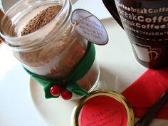 As Minhas Receitas: Mistura para Chocolate Quente