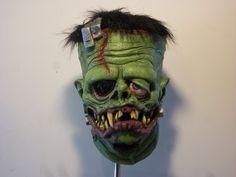 Frankenfink mask by Nightowl-Ghoul on dA