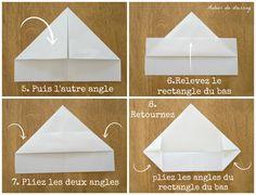 origami faire un poisson ange en papier hd origami pinterest origami montres et. Black Bedroom Furniture Sets. Home Design Ideas