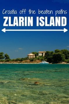 Bet you wouldn't mind starting your week! The hypnotic beauty of Zlarin Island by Dmytrok.