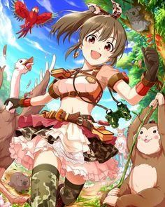 Idolmaster, Cinderella Girls, Yuuko