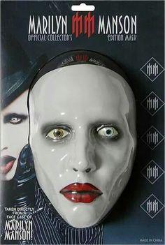 Marilyn Manson Mask