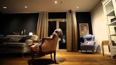 Hide-a-lite inspiration från Villa Ekhöjden – LED-belysning i fokus Cool Lighting, Lighting Design, Energy Efficient Lighting, Home Projects, Oversized Mirror, Villa, Led, House, Inspiration