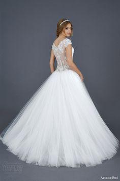 Atelier Eme 2016 Wedding Dresses | Wedding Inspirasi