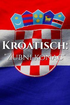 """Guten Abend, Freunde der gepflegten Zähne (das sind hoffentlich alle 😁), Heute schon wie ein Boss geflosst? 😉 Heute stellen wir euch die kroatische Übersetzung des Wortes Zahnseide vor! 😀 Die kroatische Übersetzung des Wortes lautet ,,Zubni konac"""". 🙂 Wir wünschen euch noch einen wunderbaren Abend, -Maik von der Zahnseidenkampagne Dental Floss, Atari Logo, Logos, Friends, Reading, Logo"""