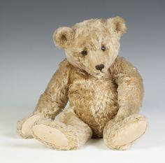 Vintage Steiff Mohair Teddy Bear, SOLD $6,000