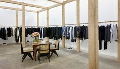 Chainstore-itis might be the scourge of most high streets, but you can get the true London look at these independent fashion faves. London Look, Soho Loft, London Today, Streetwear Shop, Retail Space, Brown Fashion, Home Decor Furniture, Chair Design