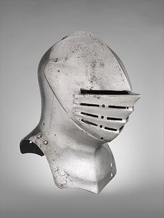 Helm for foot combat  Date: ca. 1500–1520 Culture: possibly British
