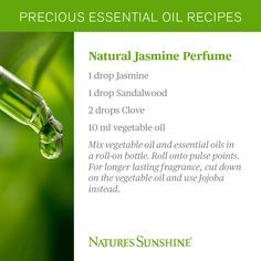 Such a rich blend of essential oils! Visit www.n2flourish.mynsp.com to learn more or to start making your perfume!