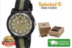 Relógio Timberland Women's Whiteledge Green Dial- Caixa de aço inoxidável- Mostrador verde- Exibição da data- Diâmetro 37mm- Movimento de quartzo- Cristal mineral- Resistente à água até 3 ATM / 30 metros- Caixa de oferta, pode ser ligeiramente diferente da foto