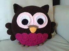 Resultado de imagen de cojines de crochet para niños