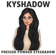 Kylie Cosmetics The Bronze Palette Jenner Eyeshadow Pressed Powder KyShadow…