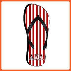 Alpha Kappa Alpha AKA Monogrammed American Flag Flip Flop - Sandals for women (*Amazon Partner-Link)