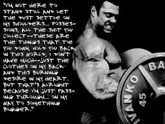Desktop Wallpapers: Motivational Bodybuilding
