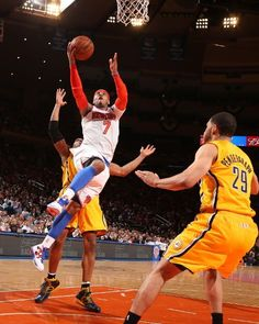 Eastern Conference Semifinals: Game 2 | (2) New York #Knicks over (3) Indiana #Pacers 105-79. Series tied 1-1.