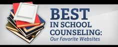 Long list of school counselor blogs and websites