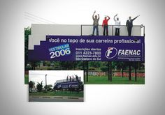 Outdoor Vivo - Cliente FAENAC - SP